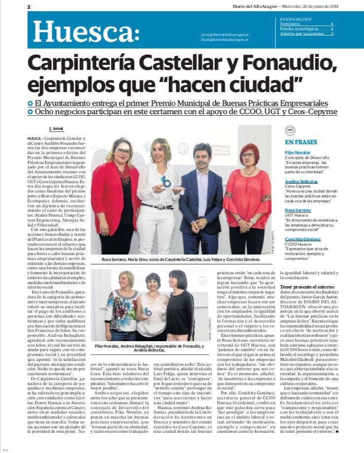 Premio OirNatur Huesca